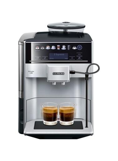 Siemens EQ6 Plus TE653311RW Tam Otomatik Kahve Makinesi Renkli